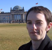 Me, at the Reichstag.