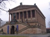 The Alte Nationalgalerie.