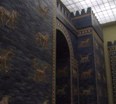 The Ishtar Gate.