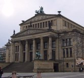 The Konzerthaus.