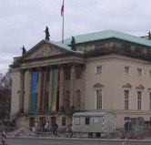 The Staatsoper.