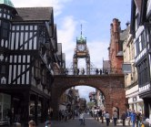 The Eastgate Clock.