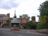 Eccleston, home to more Waterhouse buildings.