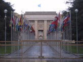The Palais Des Nations.