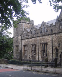 Lancaster Royal Grammar School.