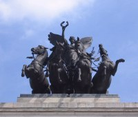 Wellington Arch quadriga