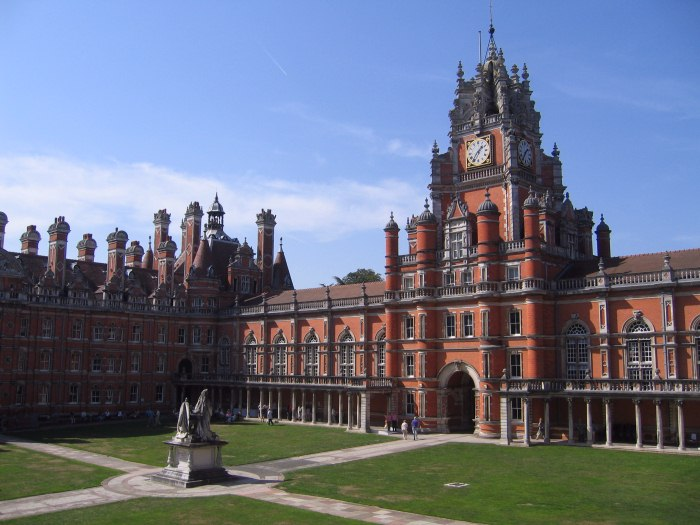 Which Is Better Exeter Or Royal Holloway Page 3 The