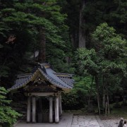 Taiyuin-byo (a shrine and mausoleum).