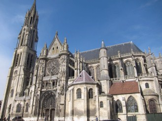 Senlis Cathedral.