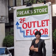 The freak's store.