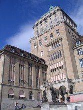 The University Of Zurich.
